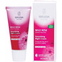WELEDA Soothing Night Cream Wild Rose - 30ml