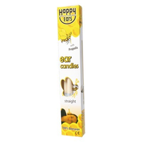 HAPPY EARS Ear Candles 100% Beeswax - Straight - 2