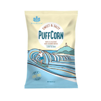 BROOKFARM Gluten Free Puff Corn Sweet & Salty 70g