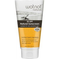 WOTNOT Sunscreen - Sensitive Skin SPF 30+ - 150g