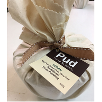 PUD FOR ALL SEASONS Vegan Gluten Free Traditional Plum Pudding 800g